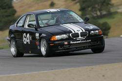 #64 Matt Connolly Motorsports BMW 330ci: Matt Connolly, Tom Milner