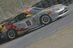 #19 Race Prep Motorsports Porsche 996: Jeff Courtney, Charles Putman