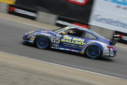 #65 Auto Gallery/ TRG Porsche GT3 Cup: Marc Bunting, Andy Lally