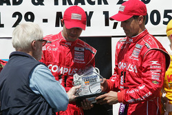 Luis Diaz and Scott Pruett
