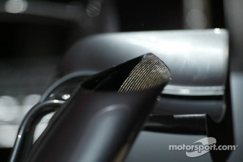 Detail of the McLaren