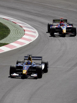 Scott Speed and Neel Jani