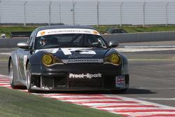 #76 Godfrey Jones Porsche 996 GT3 RS: Godfrey Jones, David Jones