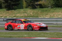 #11 Larbre Compétition Ferrari 550 Maranello: Gabriele Gardel, Pedro Lamy