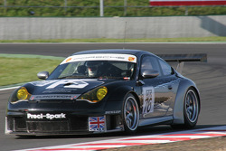 #76 Godfrey Jones Porsche 996 GT3 RS: Godfrey Jones, David Jones