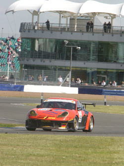 #69 Proton Competition Porsche 996 GT3 RSR: Christian Ried, Gerold Ried