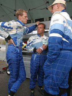 Jorg Bergmeister, Nic Jonsson and Tracy Krohn