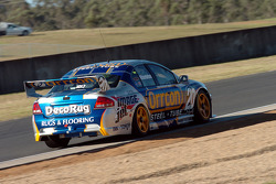 Mark Winterbottom struggling for pace