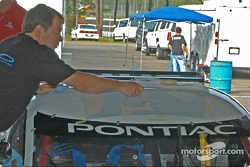 Decaling of #06 Howard - Boss Motorsports Pontiac Crawford  Chris Dyson, Harrison Brix, Rob Dyson