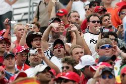 Unhappy fans