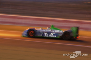 #16 Pescarolo Sport Pescarolo Judd: Emmanuel Collard, Jean-Christophe Boullion, Erik Comas