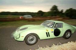 #162 1962 Ferrari 250 GTO 62, class 7: Eric Heerema