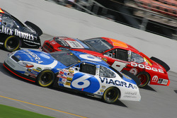 Mark Martin and Kasey Kahne