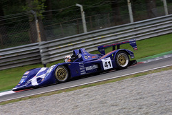 #41 Binnie Motorsports Lola B05/40-Nicholson Mclaren V8: William Binnie, Robert Julien, Adam Sharpe
