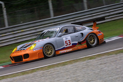 #53 A-Level Engineering Porsche 996 Turbo: Wolfgang Kaufmann, Marcel Tiemann