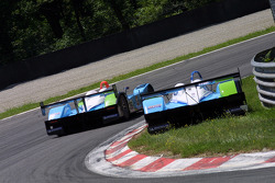 #37 Paul Belmondo Racing Courage C65 Ford: Paul Belmondo, Didier André in trouble