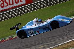 #46 Scuderia Villorba Corse Lucchini Alfa Romeo: Denny Zardo, Mauro Prospero