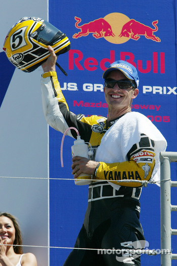 Podium: Colin Edwards