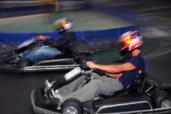 Red Bull Petit Prix in Manheim: Christian Klien and Vitantonio Liuzzi
