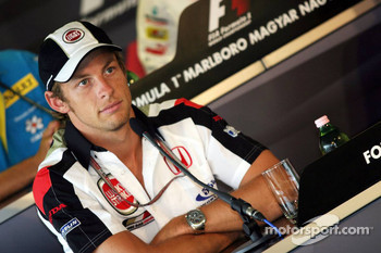 Thursday FIA press conference: Jenson Button