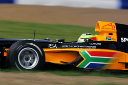 Tomas Scheckter, A1 Team South Africa