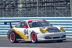#94 Autometrics Motorsports Porsche GT3 Cup: Patrick Small, Bransen Patch