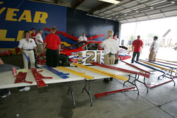 Templates at tech inspection
