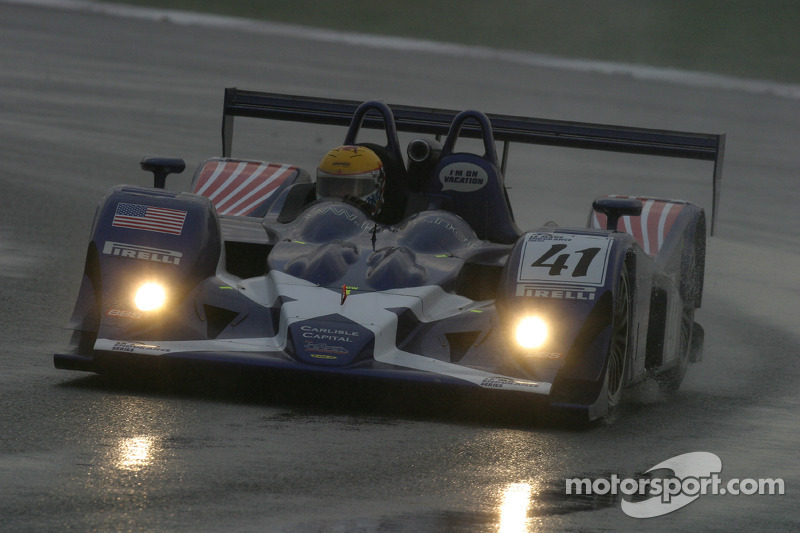 #41 Binnie Motorsports Lola B05/40-Nicholson Mclaren V8: William Binnie, Allen Timpany, Sam Hancock