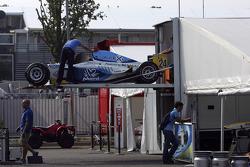 GP2 teams unpack