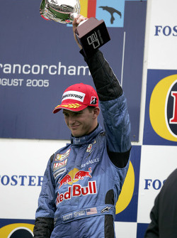 Podium: Scott Speed
