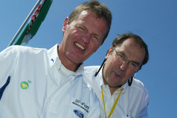 Malcolm Wilson and Phil Short