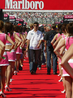 Drivers presentation: Mark Webber
