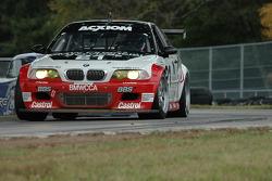 #21 Prototype Technology Group BMW M3: Bill Auberlen, Tom Milner