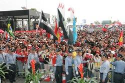 Ferrari fans event