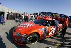 Home Depot Chevy at technical inspection