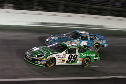 Carl Edwards and Kyle Petty