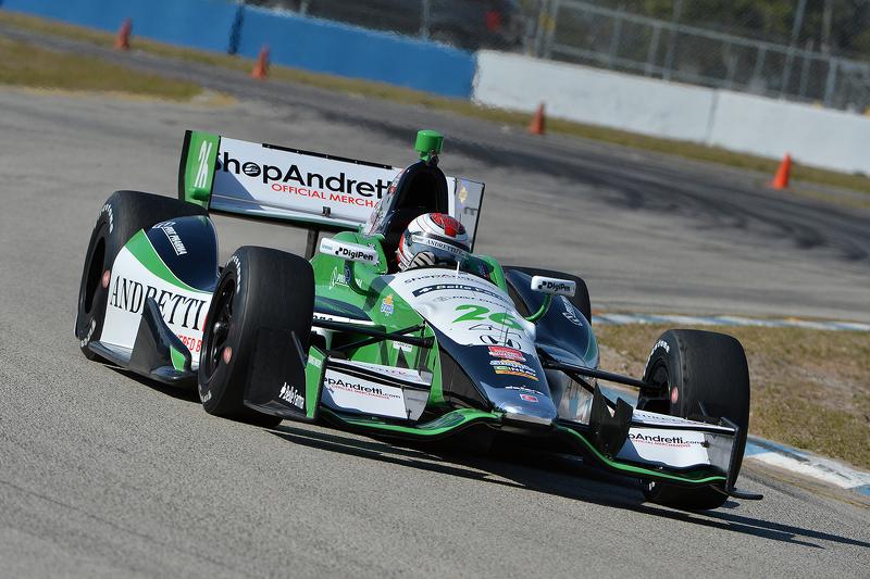Andretti Autosport Honda