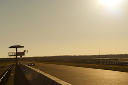 Late afternoon testing action