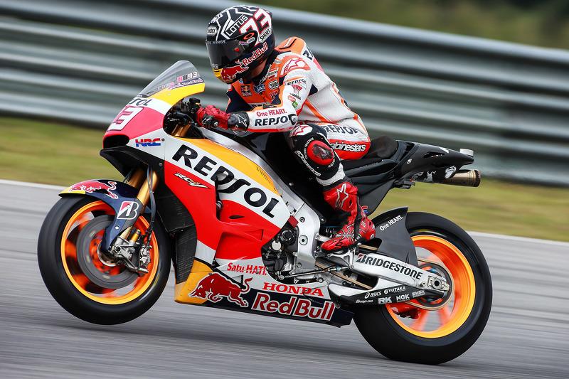Marc Marquez, Repsol Honda Team at Sepang February testing II