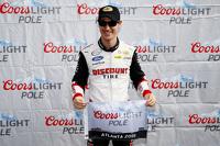 Polesitter Joey Logano, Team Penske Ford