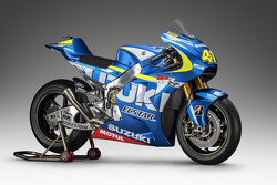 Bike of Aleix Espargaro, Team Suzuki MotoGP