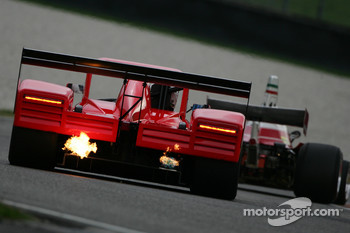 Ferrari 333 SP: Thomas Gruber