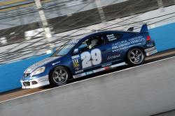 #29 Bill Fenton Motorsports Acura RSX-S: Hugh Plumb, Bob Beede