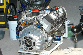 The new engine for Kyle Busch