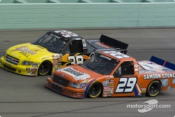 Brandon Whitt and Brad Keselowski