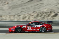 #12 Larbre Competition Ferrari 550 Maranello: Steve Zacchia, Roland Berville, Raymond Narac