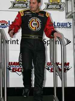 Drivers presentation: Johnny Sauter