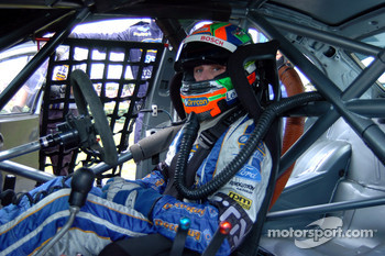 Mark Winterbottom's second last race for Orrcon Racing