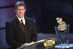 NASCAR Nextel Cup Awards Banquet at the Waldorf Astoria Hotel: Carl Edwards