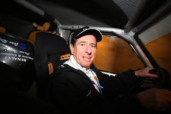 Jean Ragnotti in the Renault 5 Turbo